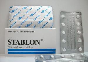 Stablon Tianeptine 12.5 mg (221)