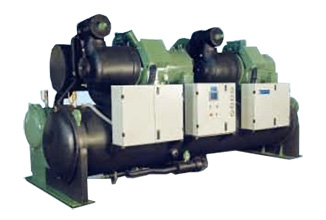 Screw Chiller with Falling Film Technology