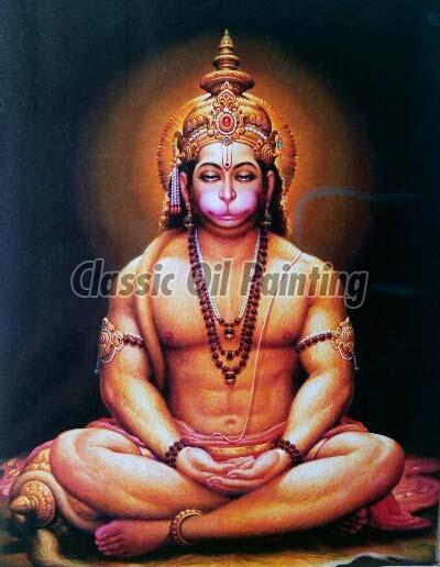 Hindu God's paintings