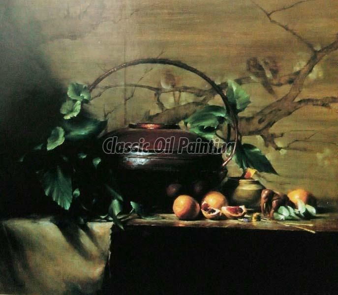 Landscape Still Life Paintings