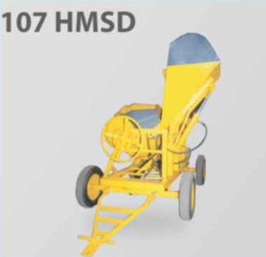 107 HMSD Hopper Concrete Mixer
