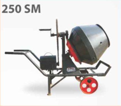 250 SM Portable Type Concrete Mixer