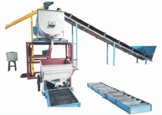CLC Block Making Machine
