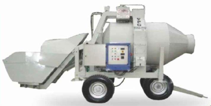RM 1050 and RML 1500 Concrete Batching Machine
