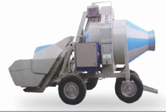 RM 800 Concrete Batching Machine