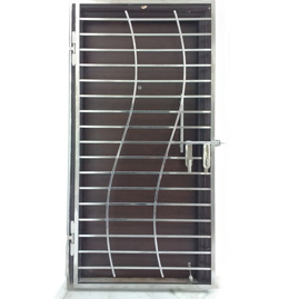 Stainless Steel Safety Doors Manufacturer In Tamil Nadu India By