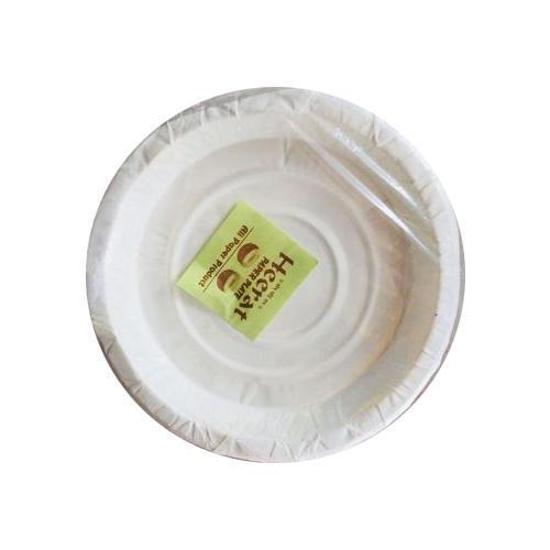 White Paper Bowl