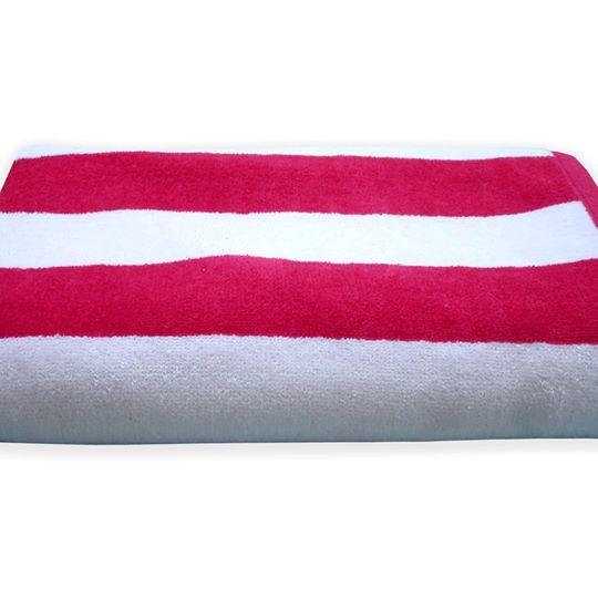 Cotton Velour Bath Towel (90005H ) (90005h)