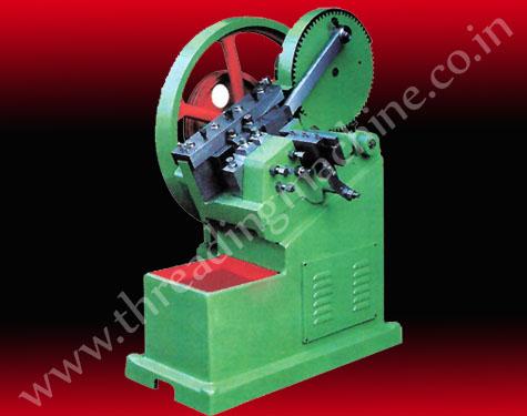 Thread Rolling Machine Flat Die Type Manufacturer in Ludhiana Punjab