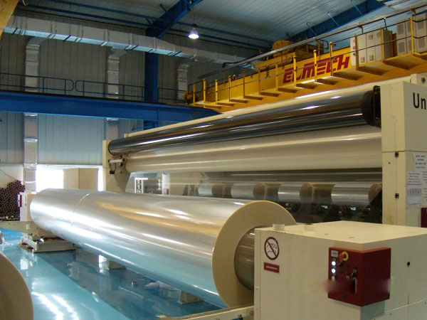 Polyester Film Manufacturer in Agra Uttar Pradesh India by Vacmet