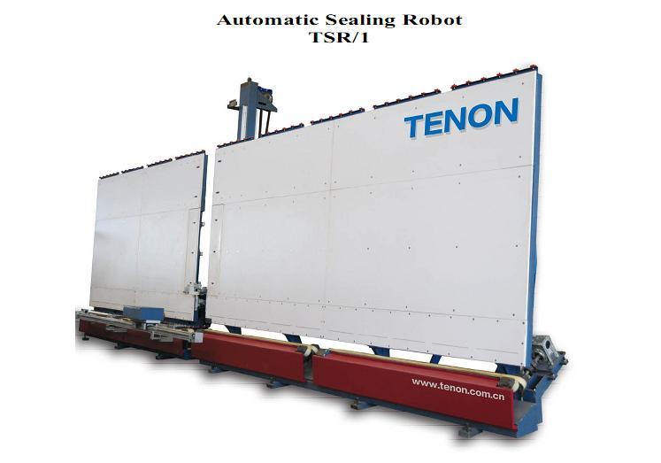 AUTOMATIC SEALING ROBOT