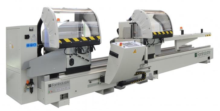 BLITZ ALVA500 Double head sawing machine