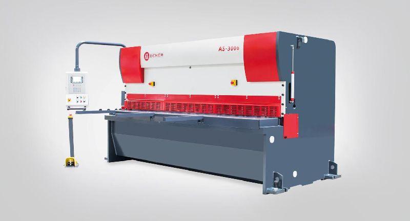 CNC Guillotine Shear