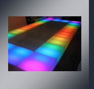 ACRYLIC LIGHT FLOOR FOR DISCOTHEQUE
