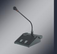 Desktop Paging Microphone