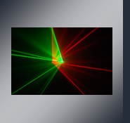 RED AND GREEN LASER LIGHTS