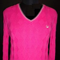 Ladies V-Neck Sweaters