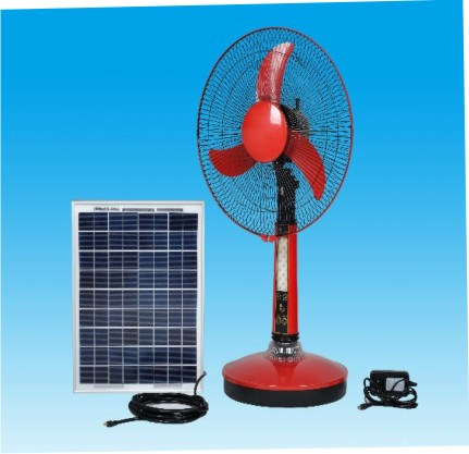 Solarway Solar Table Fans Manufacturer in Delhi India by