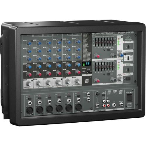 Live Sound Mixers