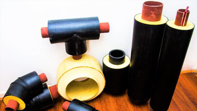 Pre Insulated Pipe Amp Fittings Manufacturer In United Arab