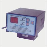 electronic auto drain valves