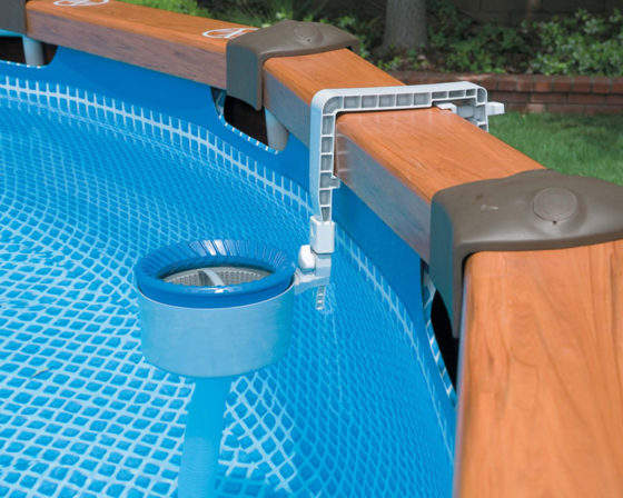 Swimming Pool Wall Skimmer