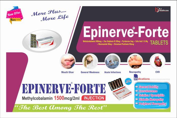 Epinerve Forte Tablets