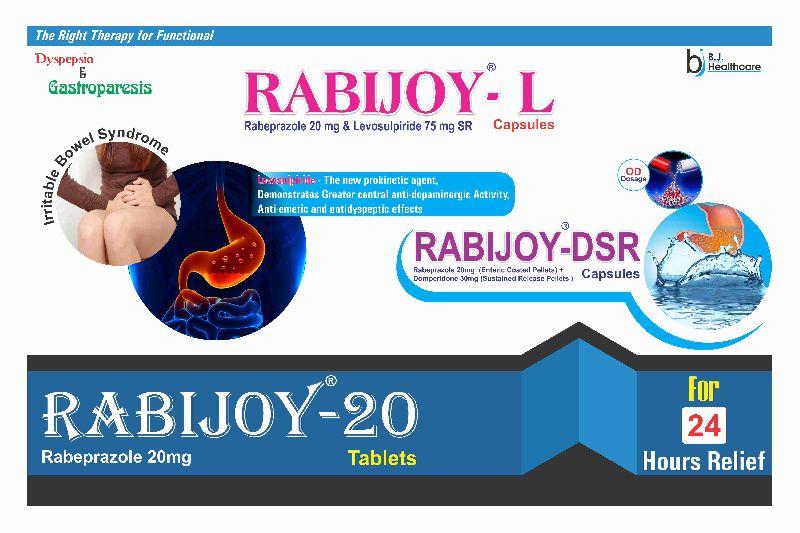 Rabijoy-DSR Capsules