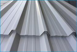 Single Sking Roofing Sheet