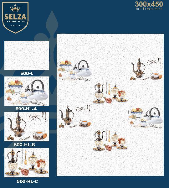 Ceramic Kitchen Tiles