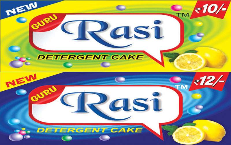 Raasi Detergent Cake Manufacturer in Tamil Nadu India by Raasi