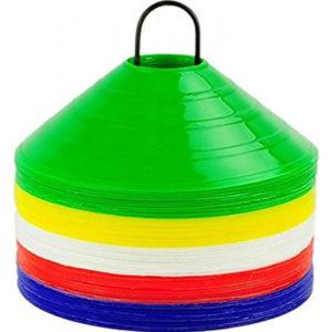 Plastic Space Marker Cones