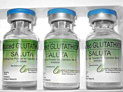 Saluta Glutathione Injection (A1)