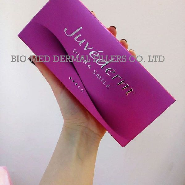 Juvederm Cosmetic Injection (Bio-2754-76)