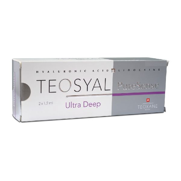 Teosyal Ultra Deep 2x1.2ml (Biow7535)