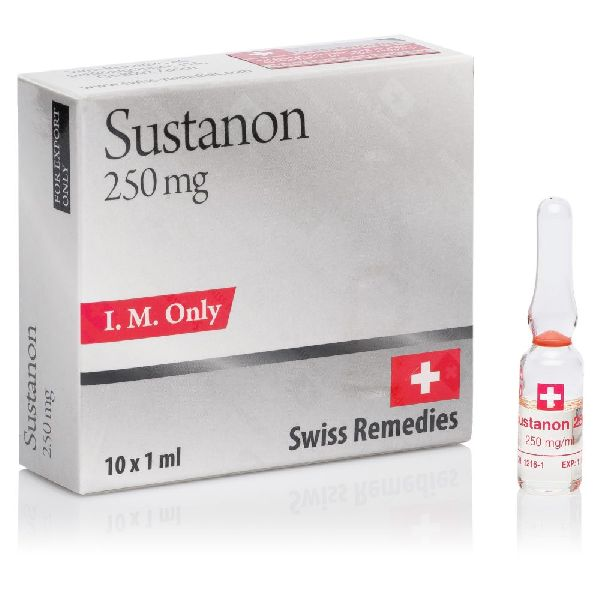 Swiss Remedies Sustanon Manufacturer in Napoli Italy by