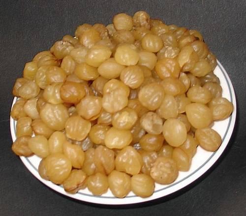 Njangsa Seed, NRicinodendron Heudelotii Seeds