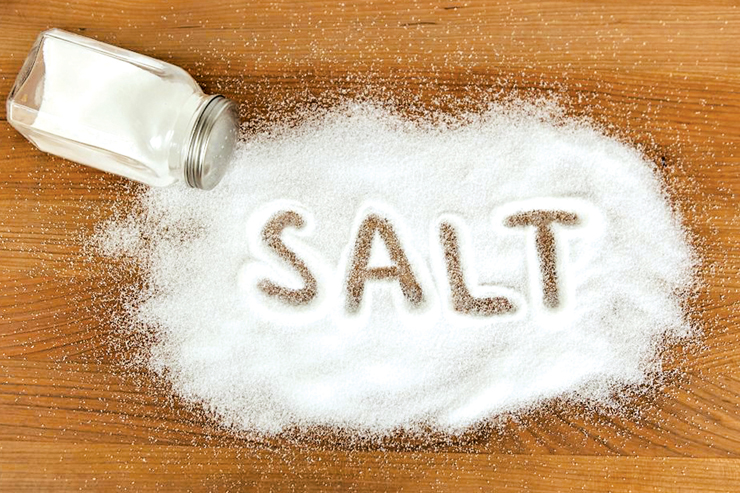 Refined Cooking Salts