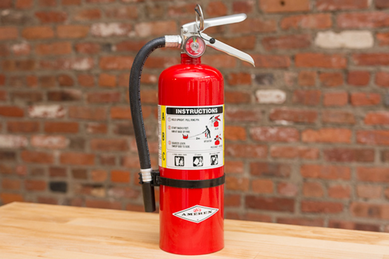 Fire alarm and Safety