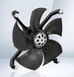 Unit Cooler axial fans