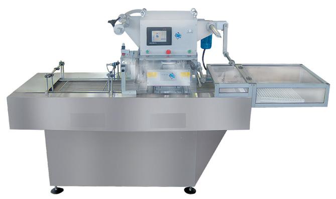 tray sealing machines