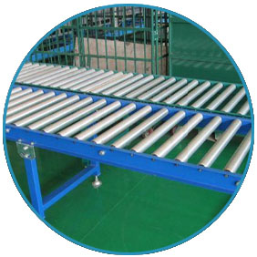 Motorized/ Gravity Roller Conveyors