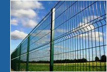 Welded Mesh Fencing System