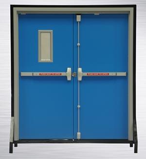 steel fire rated doors
