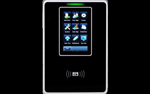 color LCD proximity access control