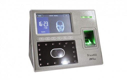 Face recognition, Finger print Access Device