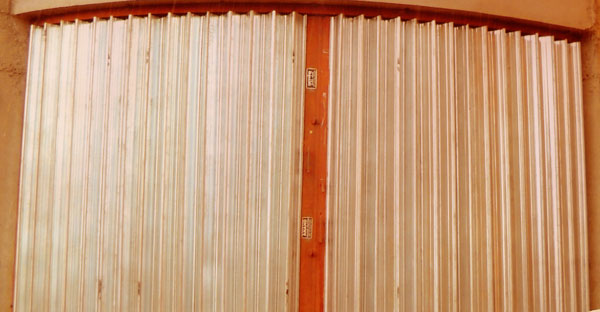 Automatic Sliding Rolling Shutters