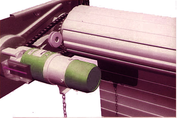 Rolling Shutter with Kit Side Motors