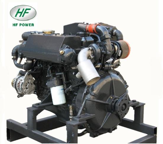 high speed marine diesel inboard boat engine HF-SY144C Manufacturer