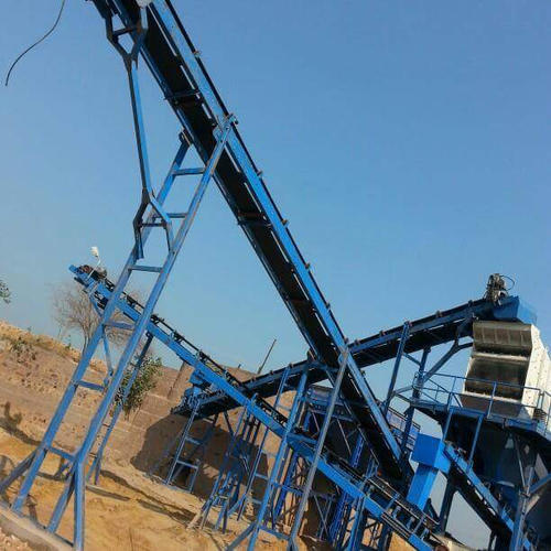Blue Metal Crusher Plant